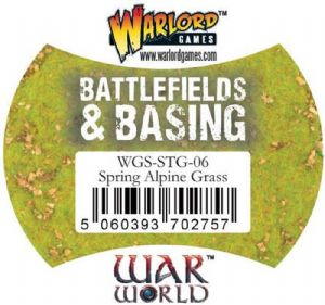 Warlord Games - Battlefields and Basing - Spring Alpine Grass (180ml)
